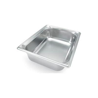 Vollrath® 1/3 Size Super Pan 3® 90382 Pan 200mm, 8d - Pkg Qty 3