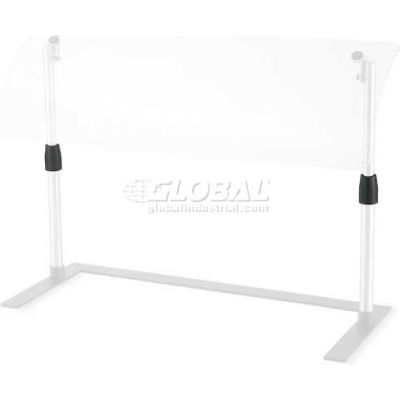 Vollrath, Mobile Breath Guard Table Mount Collars, 98704