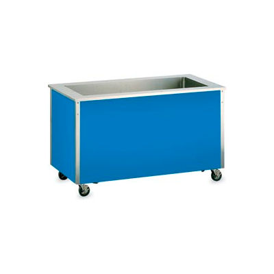 "Signature Server® - Cold Food Station Refrigerated 88""L x 28""W x 34""H"