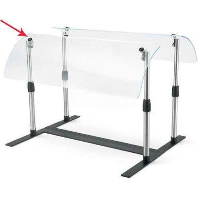 Vollrath, Mobile Breath Guard Acrylic Knob & Washer, 98709