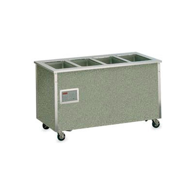 "Signature Server® - Hot Food Bases 6 Well 88""L x 28""W x 34""H"