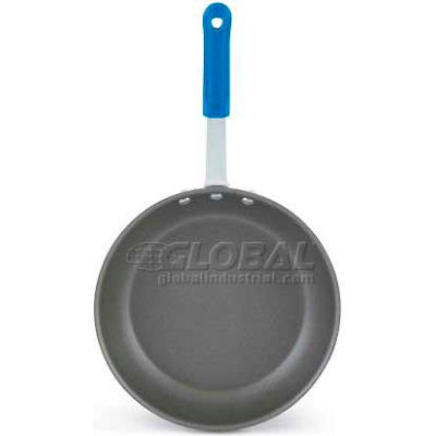 "Vollrath, Wear-Ever Fry Pan With PowerCoat 2 Interior, S4007, 8 Gauge, 4-3/4"" Bottom Diameter - Pkg Qty 6"