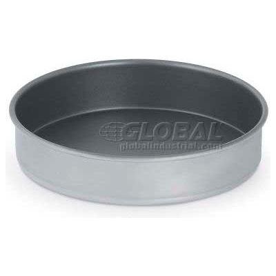 "Vollrath, Wear-Ever Cake Pan, S5347, 9"" Diameter, Non-Stick Finish - Pkg Qty 12"