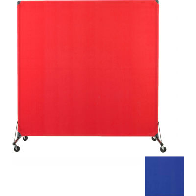 Portable Privacy Screen, VP6, Blue