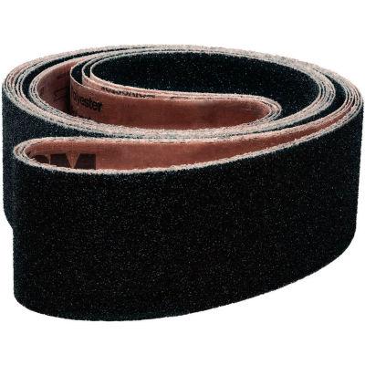 "VSM Abrasive Belt, 204716, Silicon Carbide, 3 1/2"" X 15 1/2"", 180 Grit - Pkg Qty 10"