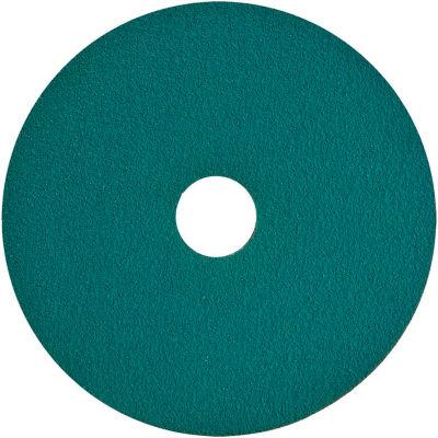 "VSM Resin Fiber Disc, 91600, Zirconia Alumina, 4 1/2"" X 7/8"", 80 Grit - Pkg Qty 50"