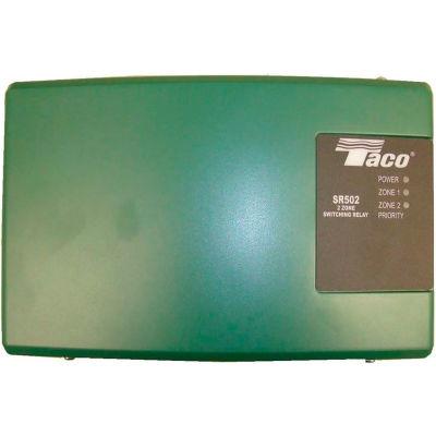 Taco Switching Relay SR502-4, 2 Zone w/ Priority