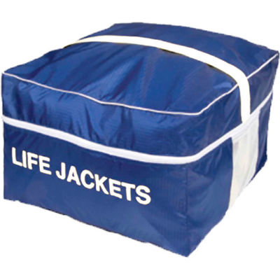 Flowt 42202 All-Purpose Life Vest Storage Bag, Blue