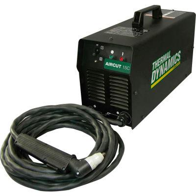 Thermal Dynamics® Aircut™ 15C Plasma Cutting System w/Compressor,120V, 300/400A, 8.5' Cbl