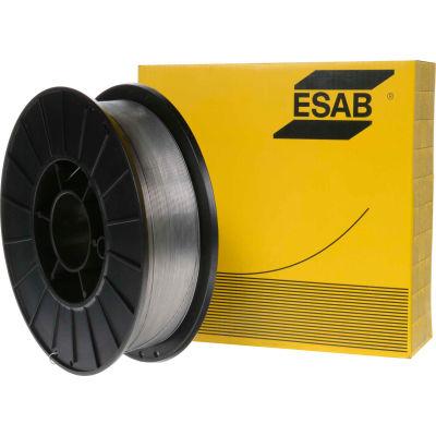 "ESAB® OK Aristorod 12.50 .035""Dia. MIG Welding Wire, 11 Lb. Plastic Spool, E70S-6, Mild Steel"