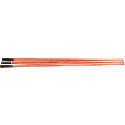 "ARCAIR® Copperclad® All Purpose Copperclad Pointed Gouging Electrode, 1/4"" x 12"", 50 Pack"