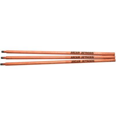 "ARCAIR® Copperclad® CutSkill® Air Carbon-Arc Gouging DC Electrodes, 3/8"" X 17""-100 Pk"