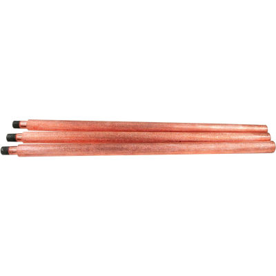 """ARCAIR® CutSkill® 5/8"""" X 17"""" DC Jointed Coppercald® Arc Gouging Electrode, 100 Pack"""