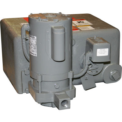 Watchman Unit WC6-20B Simplex Cast Iron Receiver Double Pole Float Switch