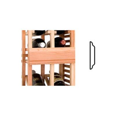 Vintner Series Finish Option, Center Seam Strip, Straight - Unstained Pine