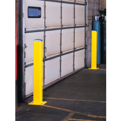 Wildeck® Safety Bollard With Galvanized Steel Cap, WG-36