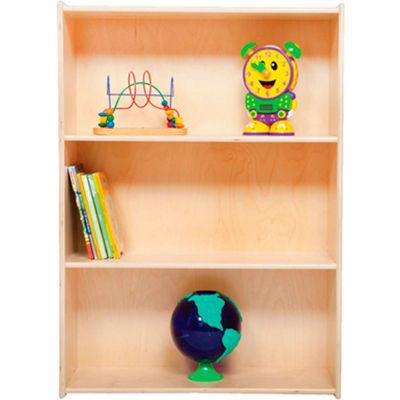 "Wood Designs™ Contender Bookshelf 42-1/8""H - Fully Assembled"