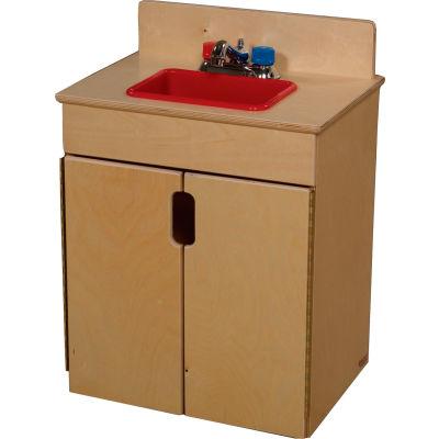 Wood Designs™ Tip-Me-Not Sink