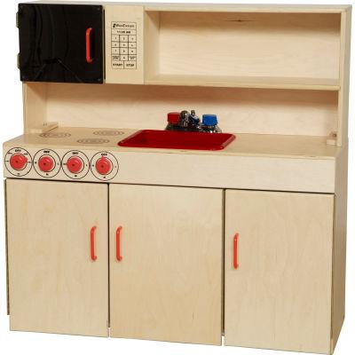 Wood Designs™ Five-N-One Kitchen Center