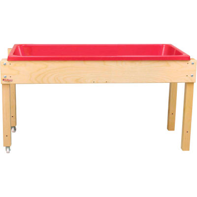 Wood Designs™ Sand and Water Table without Top