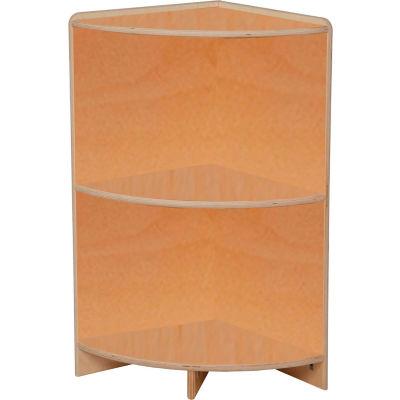 "Wood Designs™ 30"" High Corner Shelf"