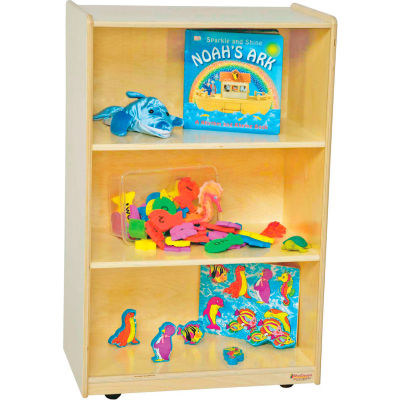 Wood Designs™ Storage Shelf