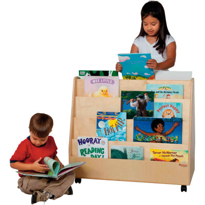 Wood Designs™ Double Sided Book Display