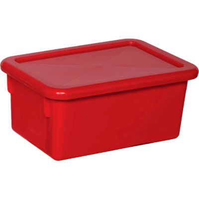 Red Lid for Cubby Tray
