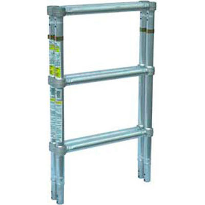 Werner Guard Rail End Frame for Narrow Span - FNG-42