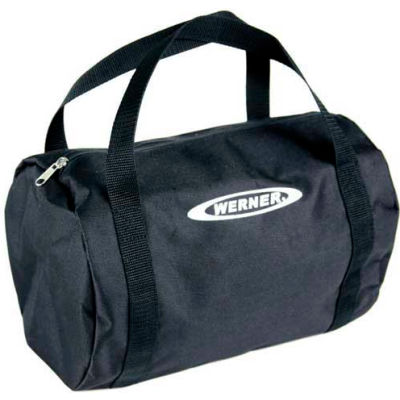 Werner® K111204 Roofing Duffel Bag Kit with Pass-Thru Buckle Harness, 50' Basic