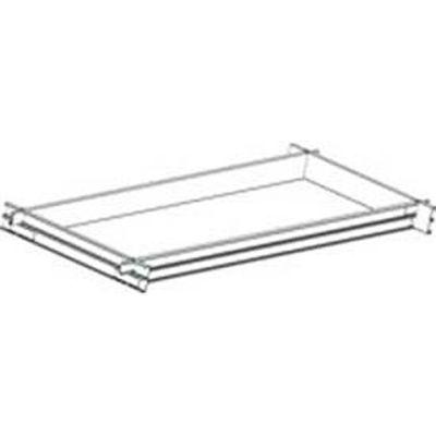 "Werner 4""x8' Aluminum Toe Board for Narrow Span - TN4A-8U"