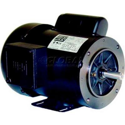WEG Jet Pump Motor, 00136ES1BJPR56C, 1 HP, 3600 RPM, 115/208-230 Volts, TEFC, 1 PH