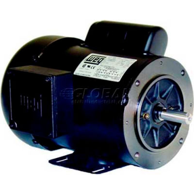 WEG Jet Pump Motor, 00236ES1BJP56C, 2 HP, 3600 RPM, 115/208-230 Volts, TEFC, 1 PH