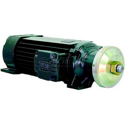 WEG Saw Arbor Motor, 01018ES3ESA90LL, 10 HP, 1800 RPM, 208-230/460 Volts, TEFC, 3 PH