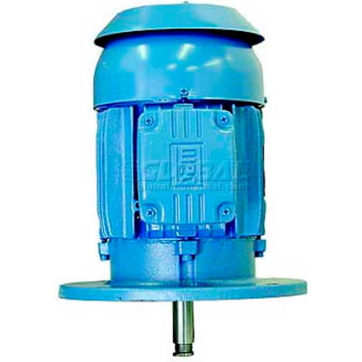 WEG P-Base Motor, 02518EP3E284HP, 25 HP, 1800 RPM, 230/460 Volts, TEFC, 3 PH