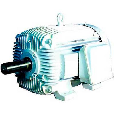 WEG Oil Well Pumping, 03012ES3EOW326T, 30 HP, 1200 RPM, 208-230/460 Volts, TEFC, 3 PH