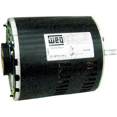 WEG Evaporative Cooler Motor, .5082OS1DEC56, 1/2-1/6 HP, 1800/1200 RPM, 240 Volts, 1 Phase, ODP