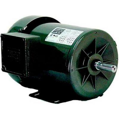 WEG Jet Pump Motor, .7536OS3EJPR56C, 0.75 HP, 3600 RPM, 208-230/460 Volts, ODP, 3 PH