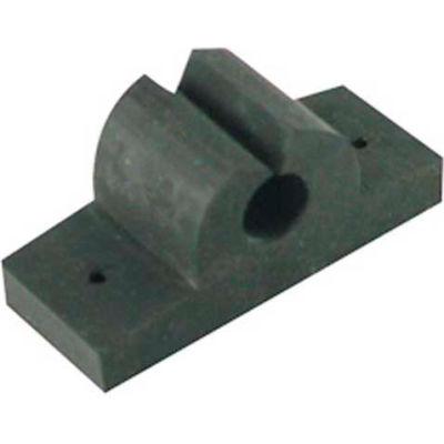 """Whitecap 1"""" Rubber Tool/Rod Holder, Black 2/Pack - 3754BC"""