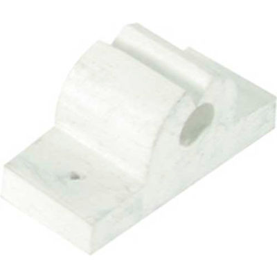 "Whitecap 1"" Rubber Tool/Rod Holder, White 2/Pack - 3754WC"