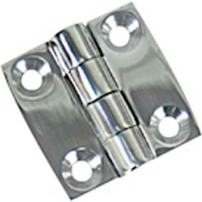 "Whitecap 2"" x 2"" Butt Hinge, Stainless Steel 2/Pack - 6164C"