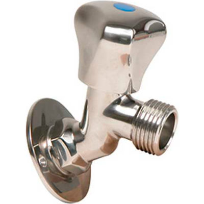 """Whitecap 3/4"""" GHT x 1/2"""" IPT Raw Water Washdown Sillcock, Stainless Steel - P-2456"""