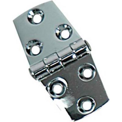 """Whitecap 3"""" x 1-1/2"""" Door Hinge, Chrome Plated Zamac - S-1492C"""