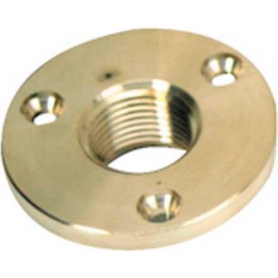 "Whitecap 1/2"" Tapered Thread Garboard Drain & Plug, Brass - S-5051"