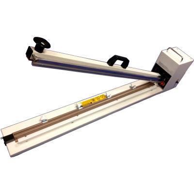 """Sealer Sales WN-650H 26"""" Long Hand Sealer w/ 2.7mm Seal Width, 110V"""