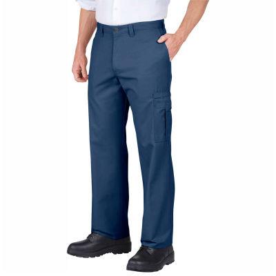 Dickies® Men's Premium Industrial Cargo Pant, Navy 34x30 - 2112372NV