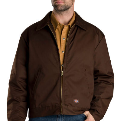 Dickies® TJ15 Insulated Eisenhower Jacket, Dark Brown, M