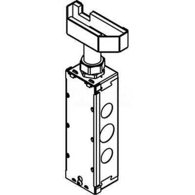 "Wiremold 575CHA Poke-Thru 1/2-Gang Conduit Housing Assembly, 3/4"""