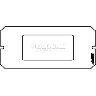 Wiremold 6dec Poke-Thru 1-1/2-Gang Decorator Plate - Pkg Qty 10