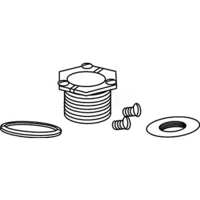 Wiremold 825sfck Floor Box Service Fitting Conversion Kit For 505 Series, Fits 800 Series - Pkg Qty 5